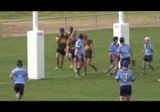 VIDEO: 2013 Country Cup School Boys Rugby League Finals