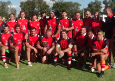 Scoreboard and video links: 2016 Western Rams senior representative cluster, Gilgandra