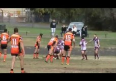 VIDEO: Group 11 Round 6 Wellington Cowboys V Nyngan Tigers