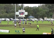 VIDEO: Group 11 Round 6 Forbes Magpies V Dubbo Macquarie