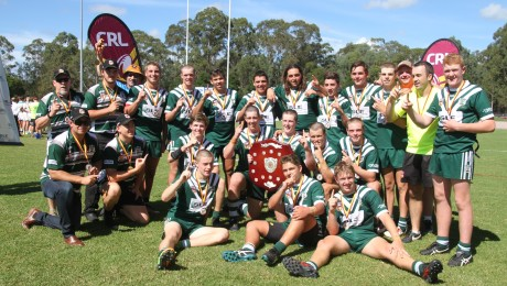 WESTERN RAMS TAKE OUT COUNTRY CHAMPIONSHIPS