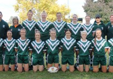 Western Rams Ladies League Tag team list round 2 Country Championships 2017